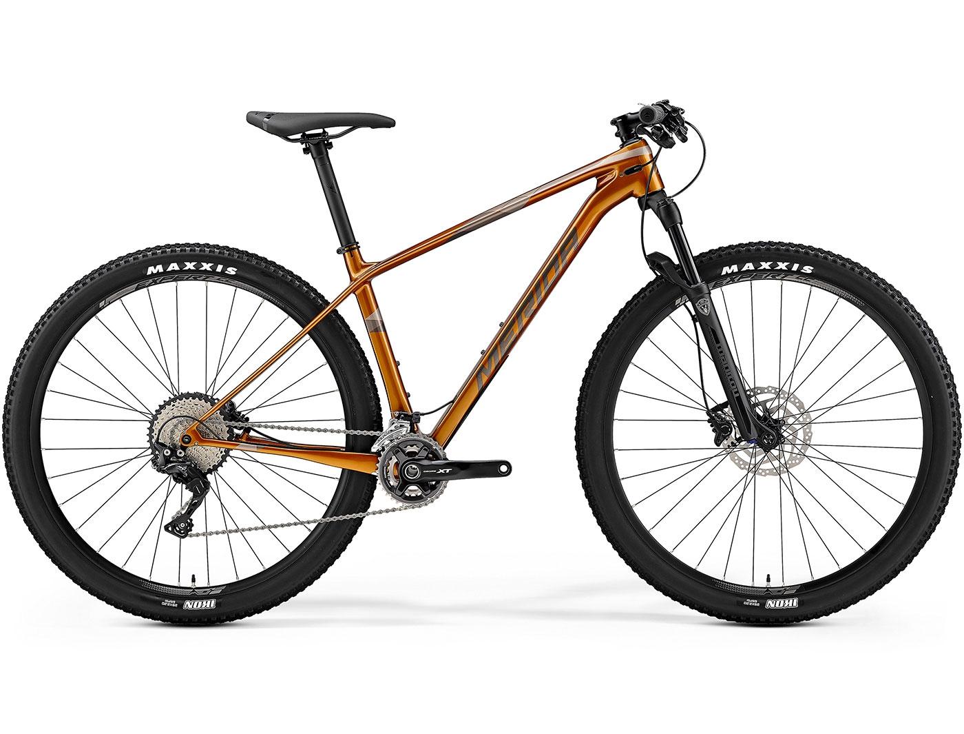 Велосипед Merida BIG.NINE 5000 (2019)
