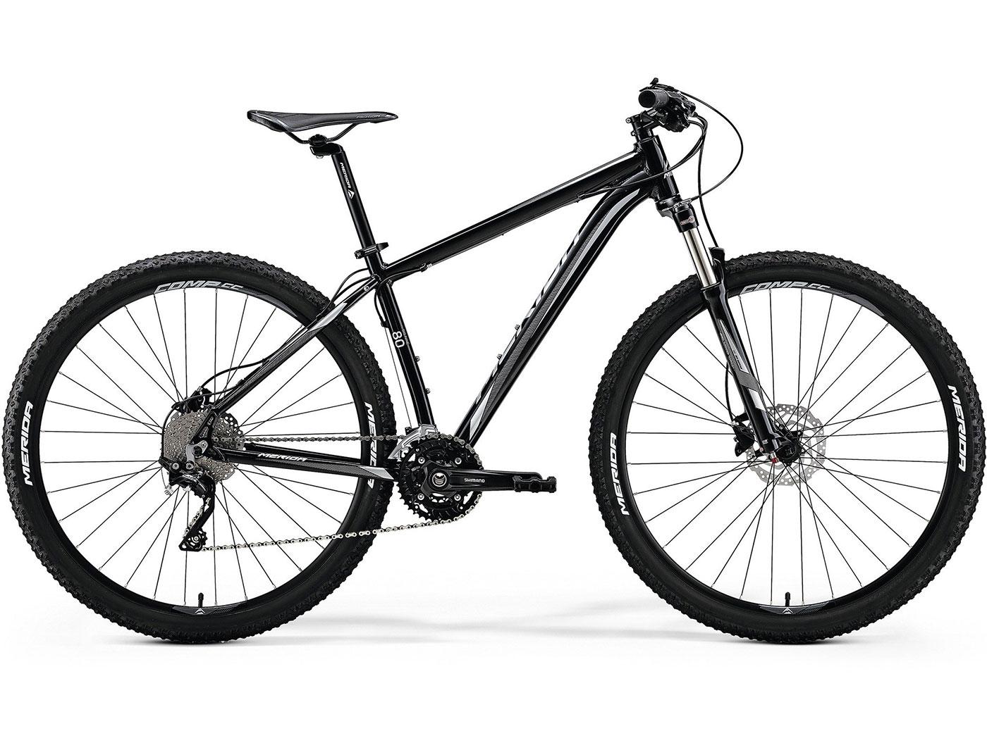 Велосипед Merida BIG.NINE 80 (2018)
