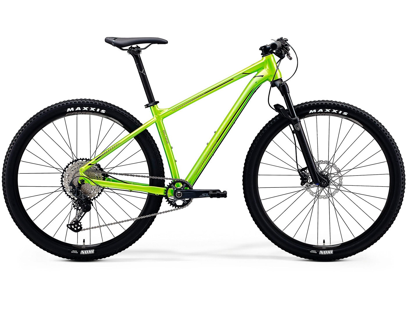Велосипед Merida BIG.NINE SLX EDITION (2020)