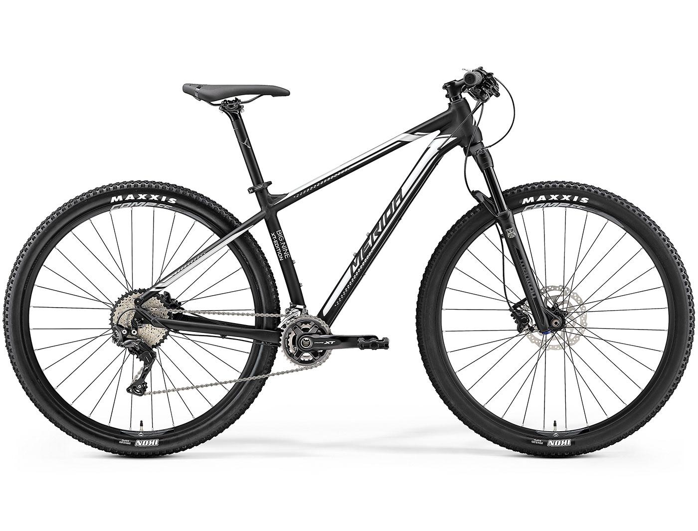 Велосипед Merida BIG.NINE XT EDITION (2019)