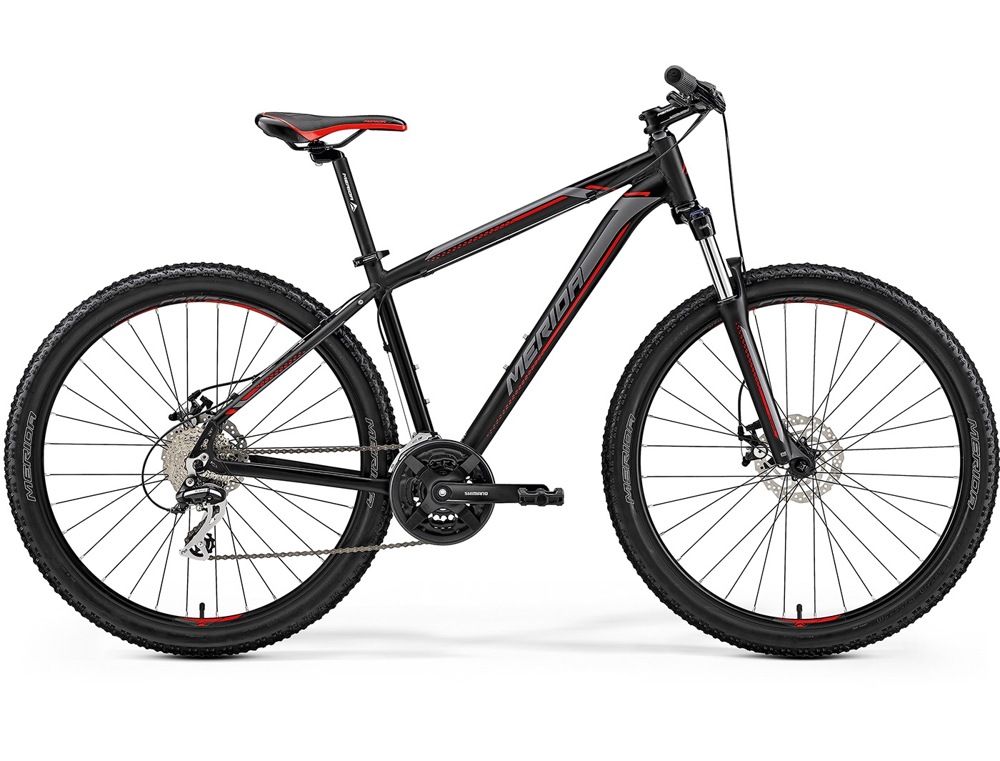 Велосипед Merida BIG.SEVEN 20-MD (2019)