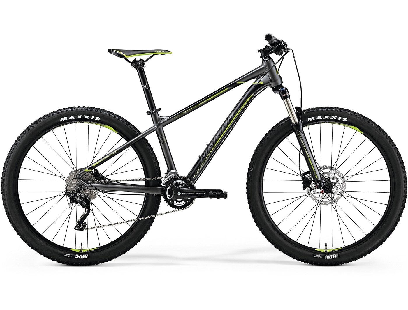 Велосипед Merida BIG.SEVEN 300 (2018)