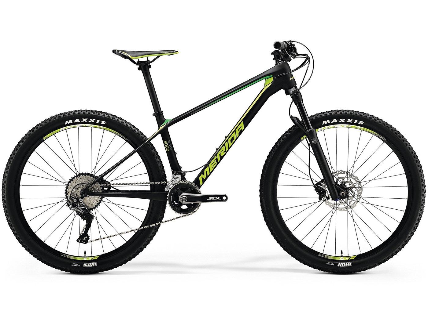 Велосипед Merida BIG.SEVEN 4000 (2018)