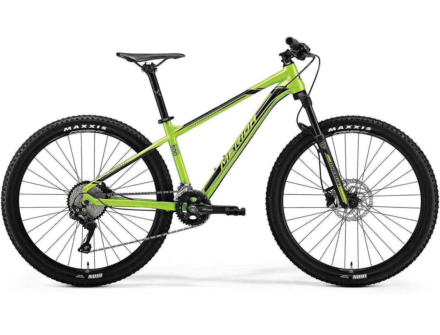 Велосипед Merida BIG.SEVEN 500 (2018)