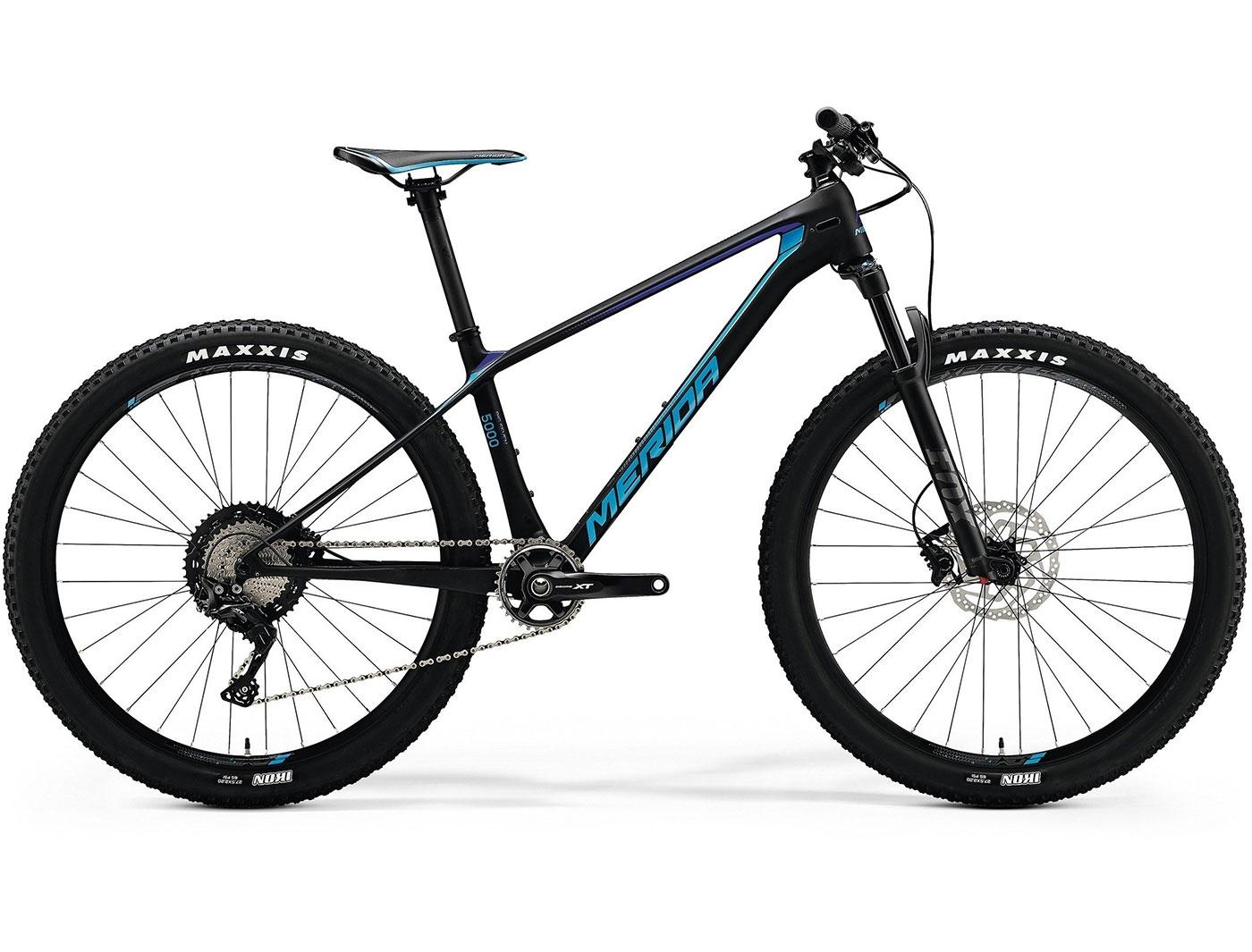 Велосипед Merida BIG.SEVEN 5000 (2018)