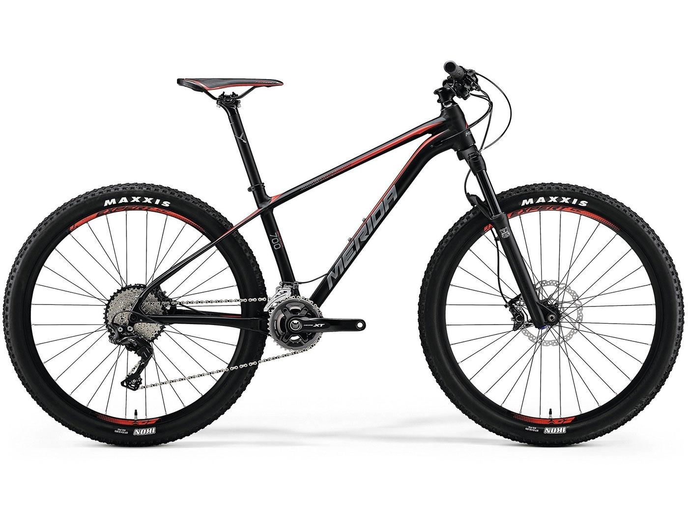 Велосипед Merida BIG.SEVEN 700 (2018)