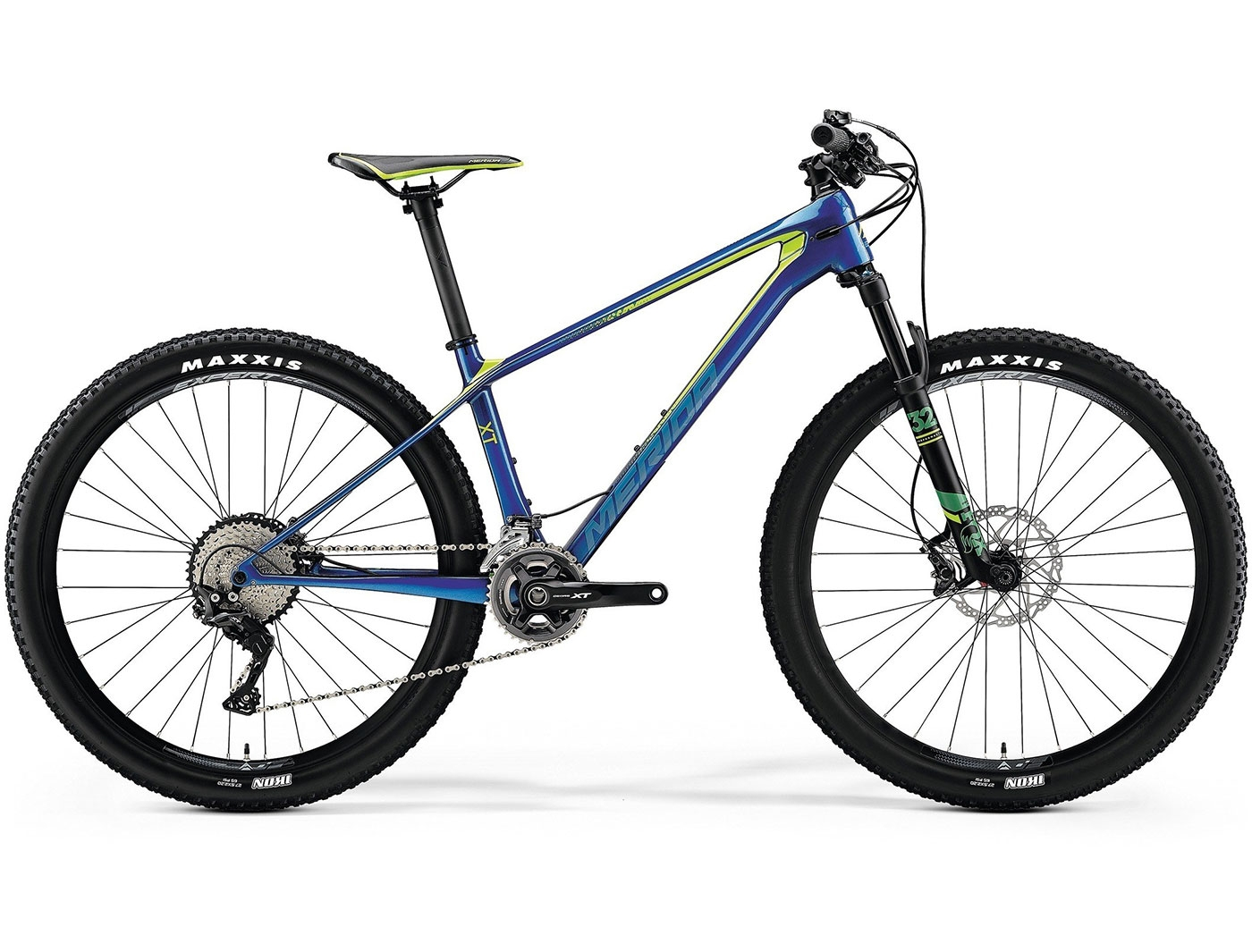 Велосипед Merida BIG.SEVEN XT (2018)