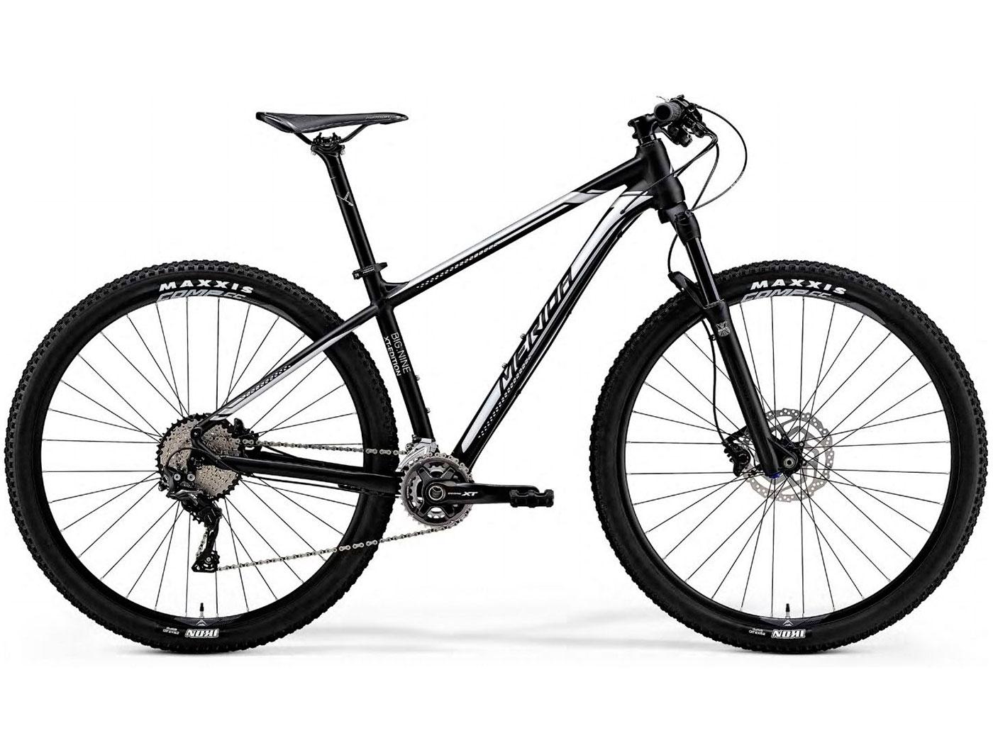 Велосипед Merida BIG.SEVEN XT EDITION (2019)