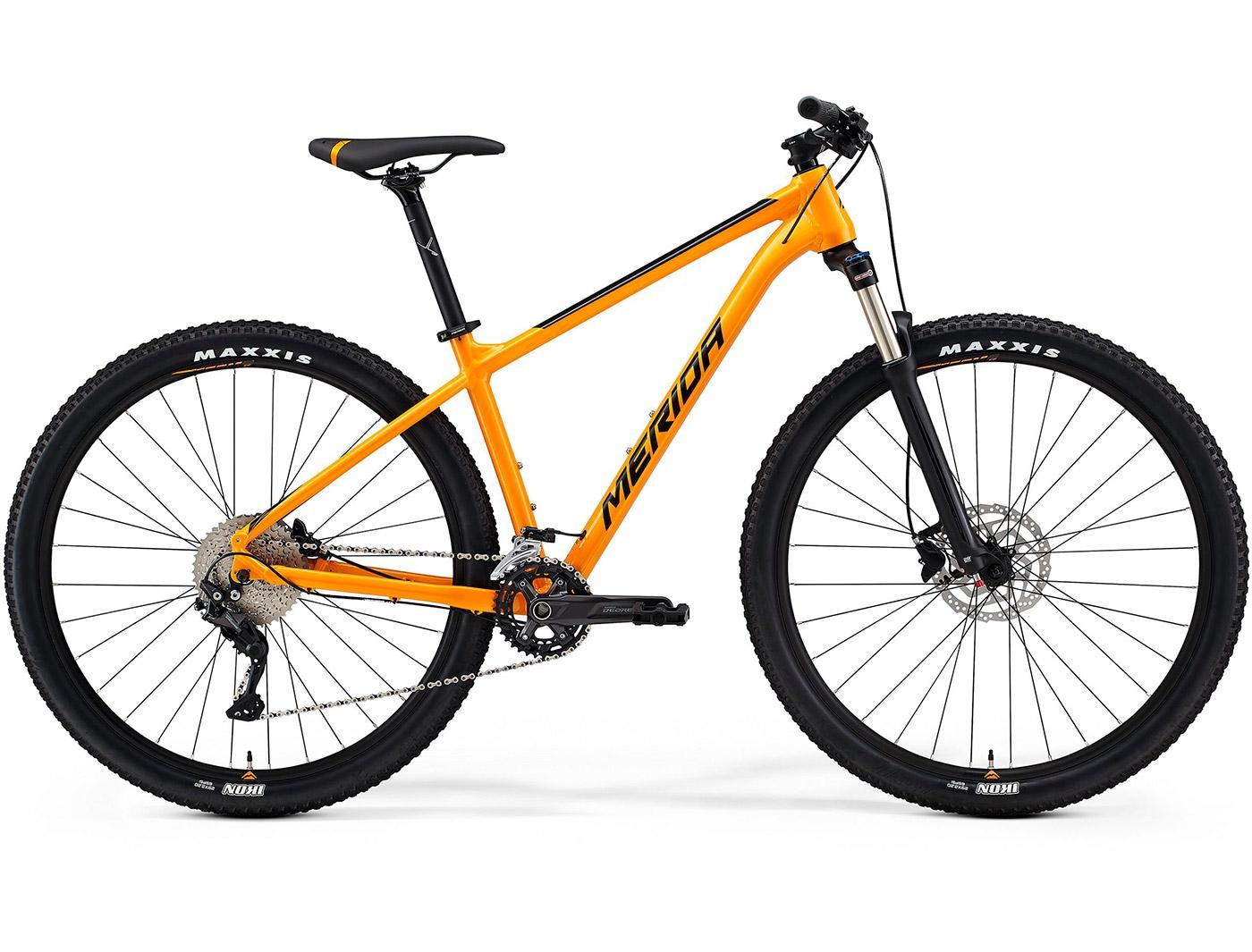 Велосипед Merida BIG.NINE 300 (2021)
