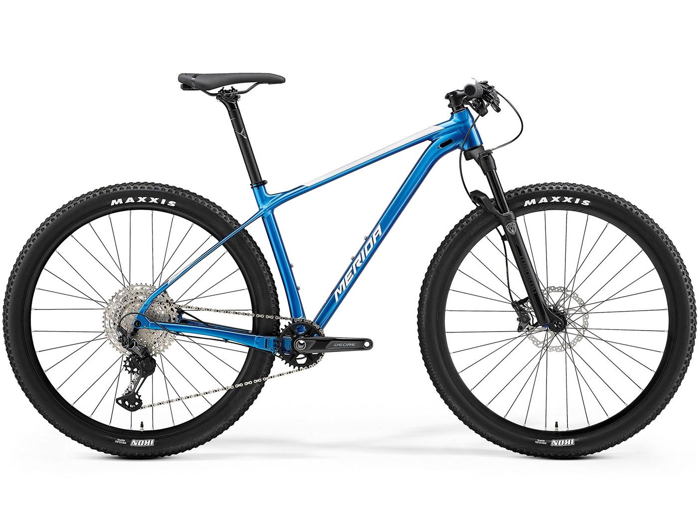 Велосипед Merida BIG.NINE 600 (2021)