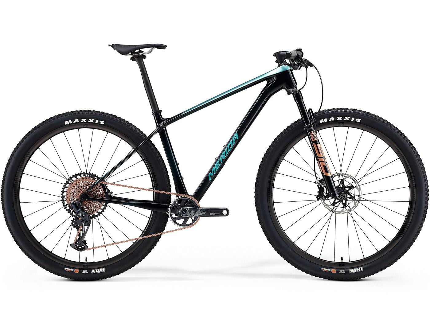 Велосипед Merida BIG.NINE 8000 (2021)