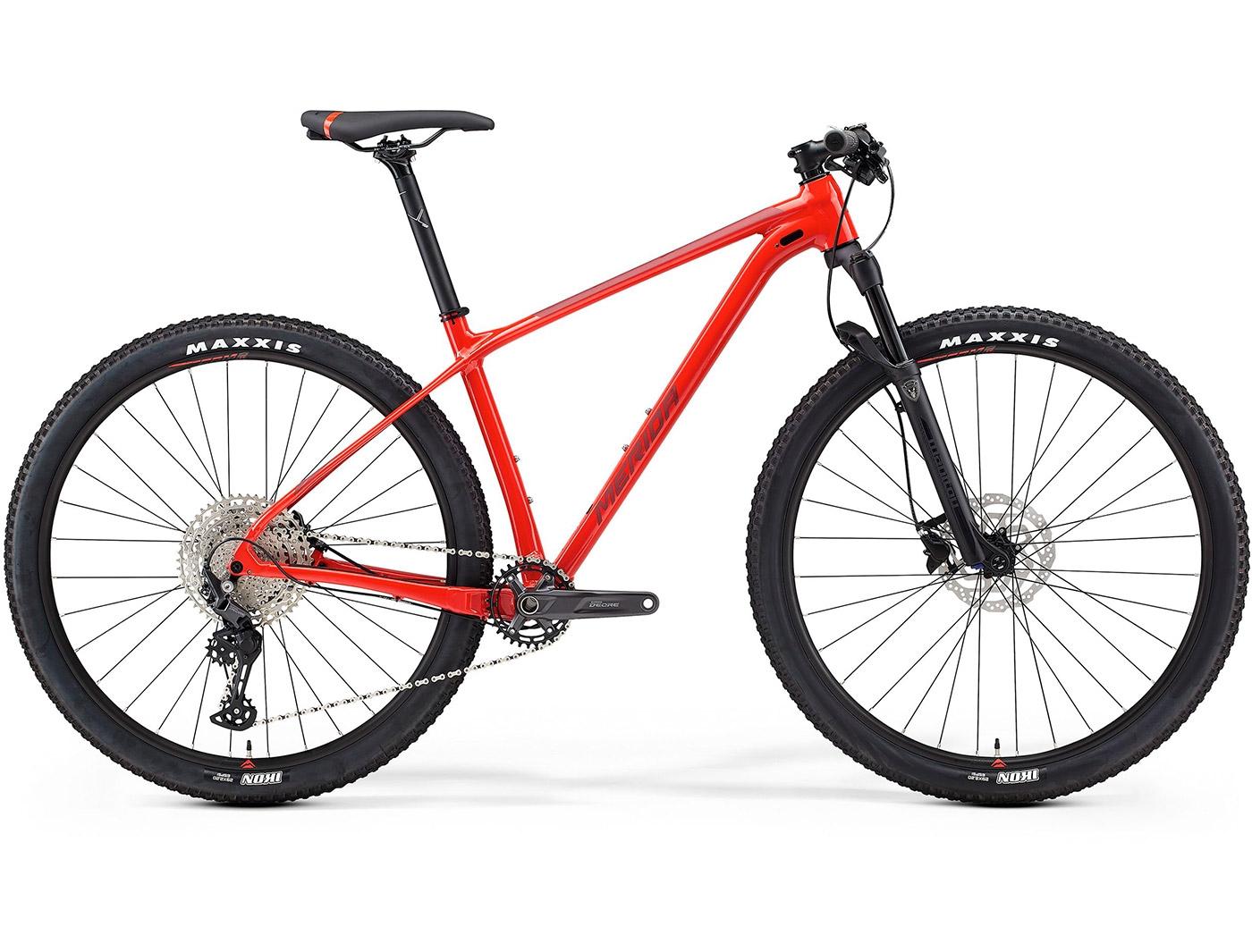 Велосипед Merida BIG.NINE LIMITED (2021)