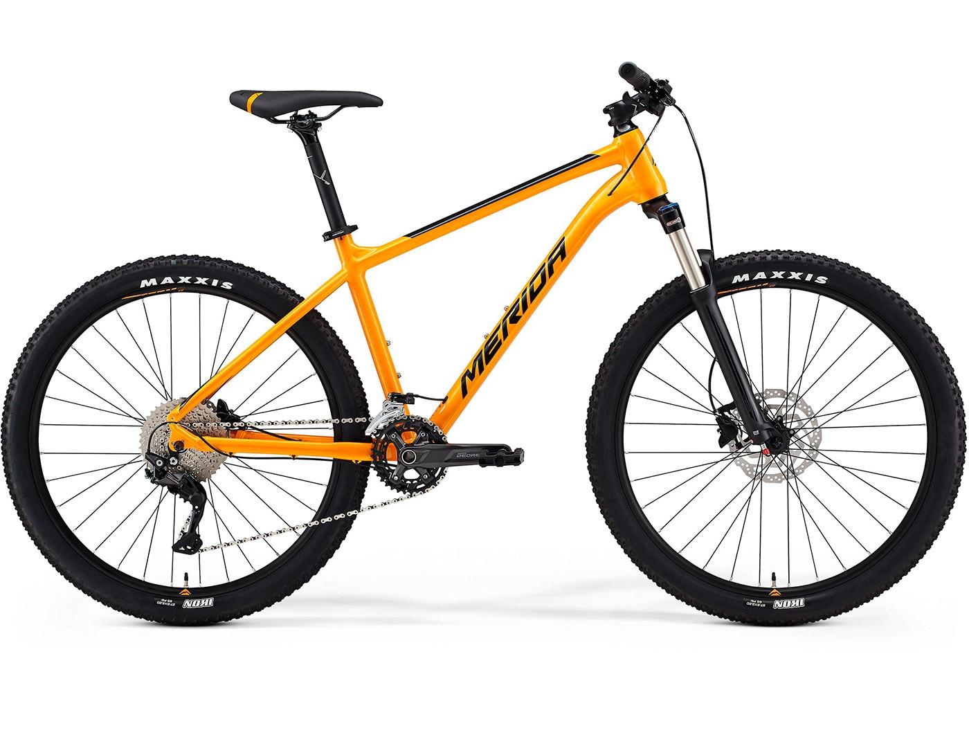 Велосипед Merida BIG.SEVEN 300 (2021)