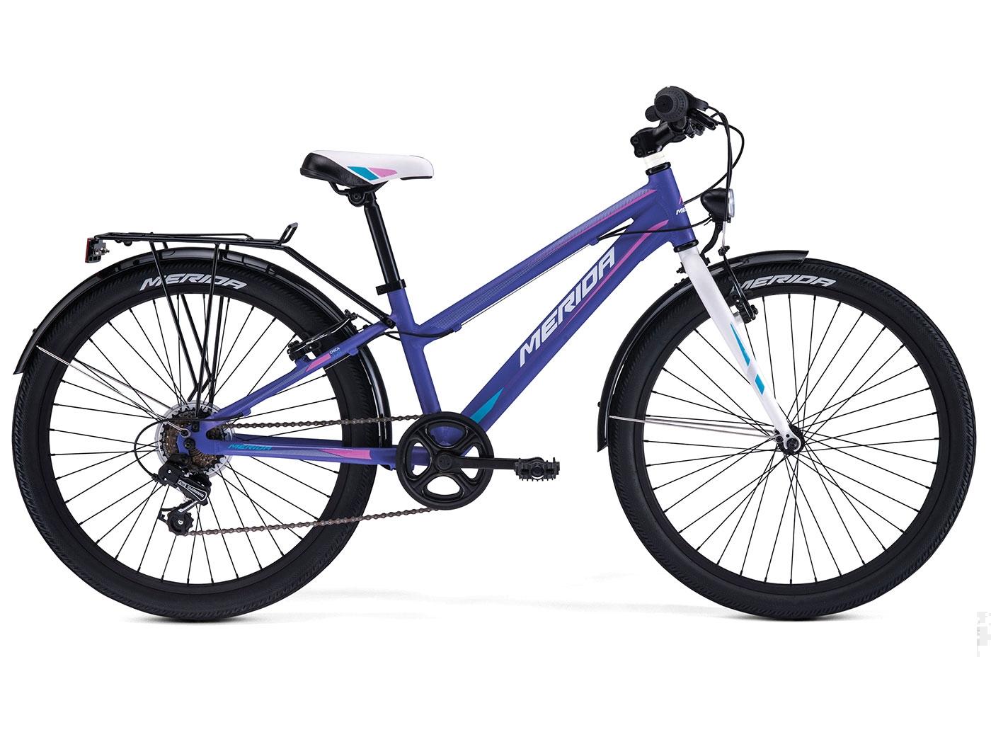 Велосипед Merida Chica J24 (2017)