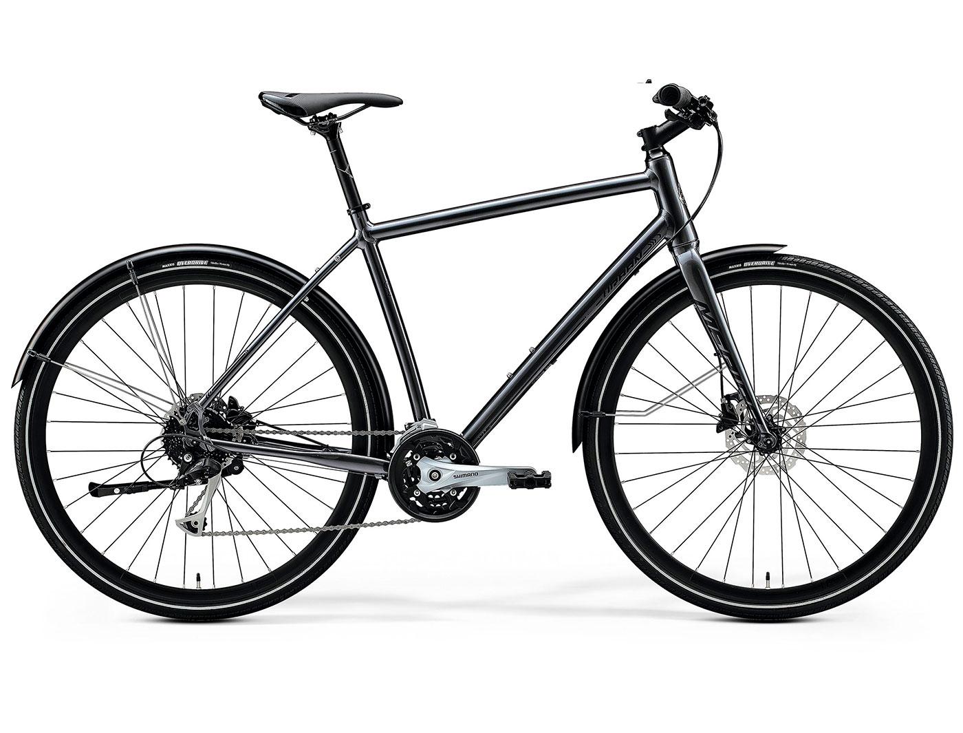 Велосипед Merida CROSSWAY URBAN 100 (2020)