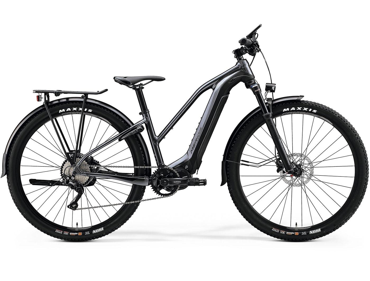 Велосипед Merida eBIG.TOUR 600 EQ (2020)