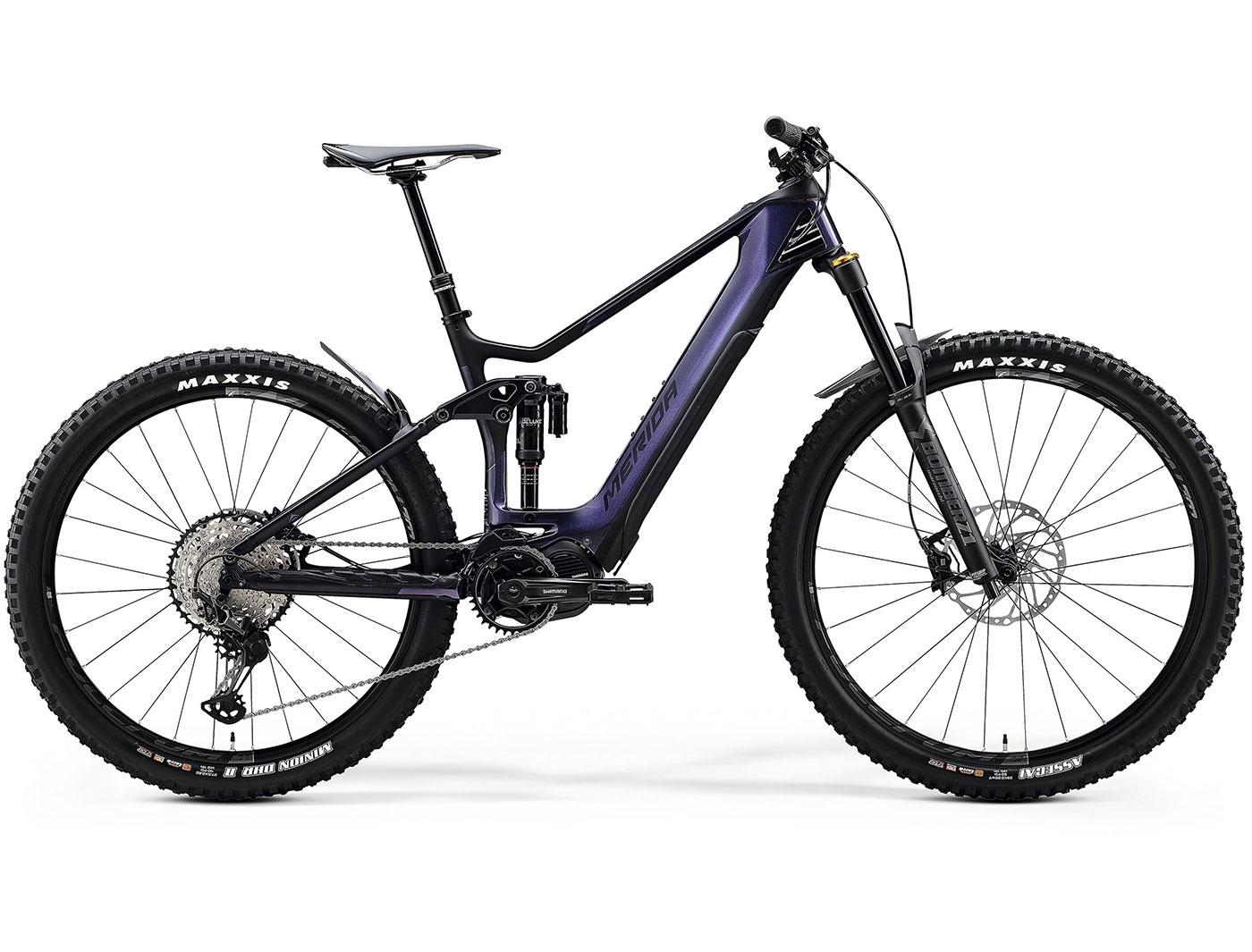Велосипед Merida eONE-SIXTY 8000 (2020)