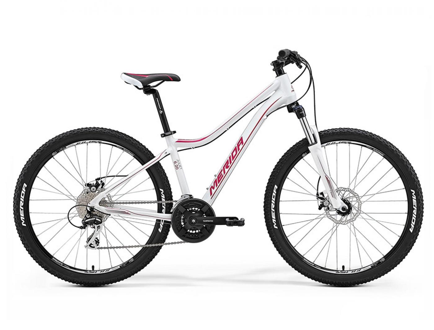 Велосипед Merida Juliet 6.20-MD (2017) (Белый)