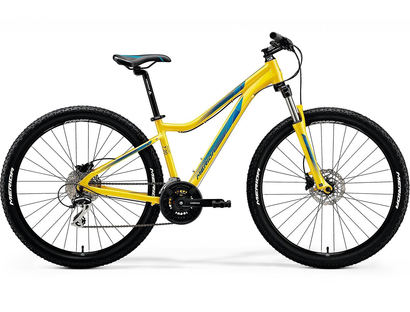 Велосипед Merida JULIET 7. 20-D (2018)