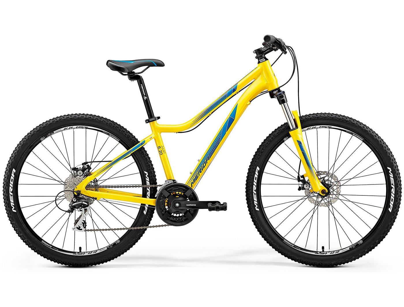 Велосипед Merida Juliet 6.20-MD (2018)