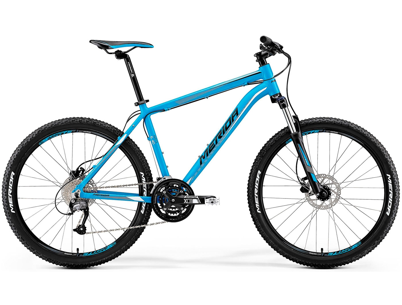 Велосипед Merida Matts 6.40-D (2017)