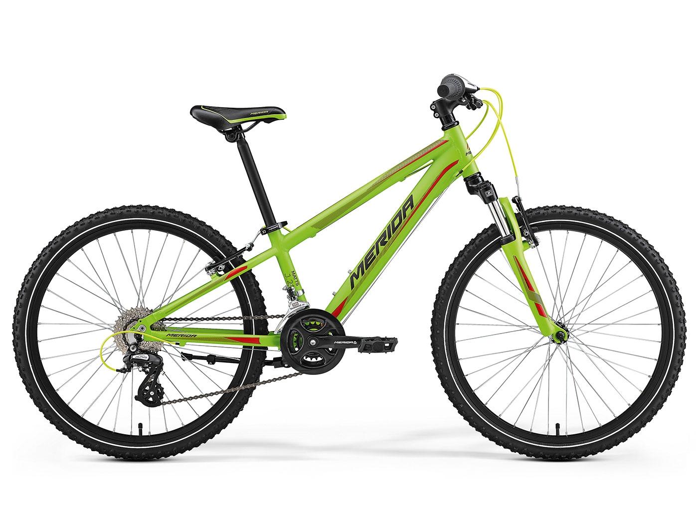 Велосипед Merida Matts J24 (2018)
