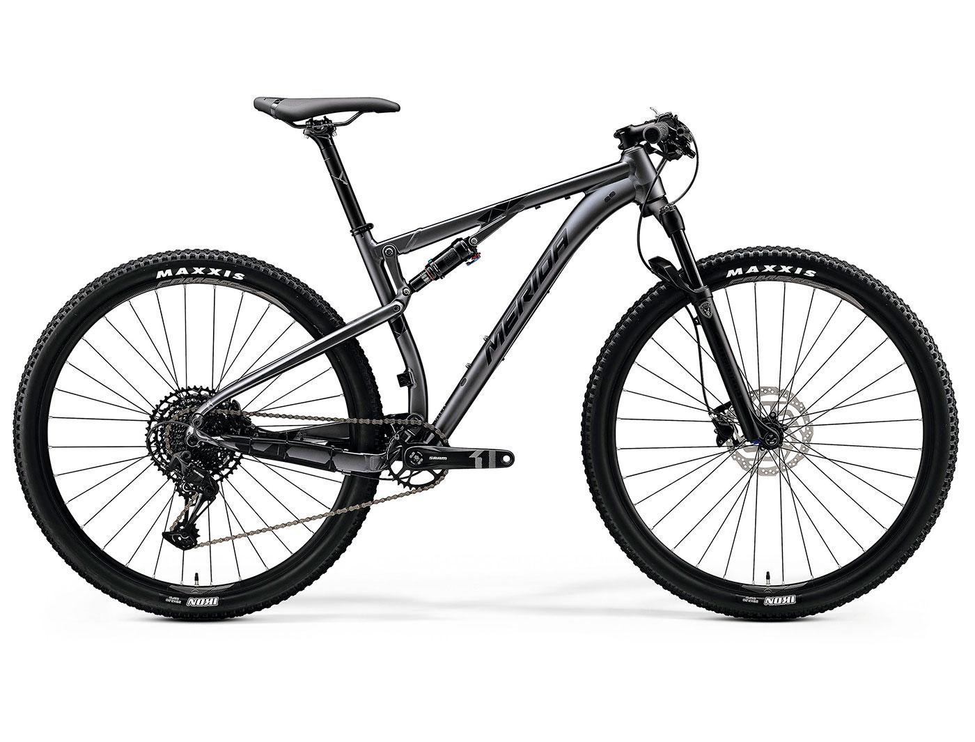 Велосипед Merida NINETY-SIX 9.400 (2020)