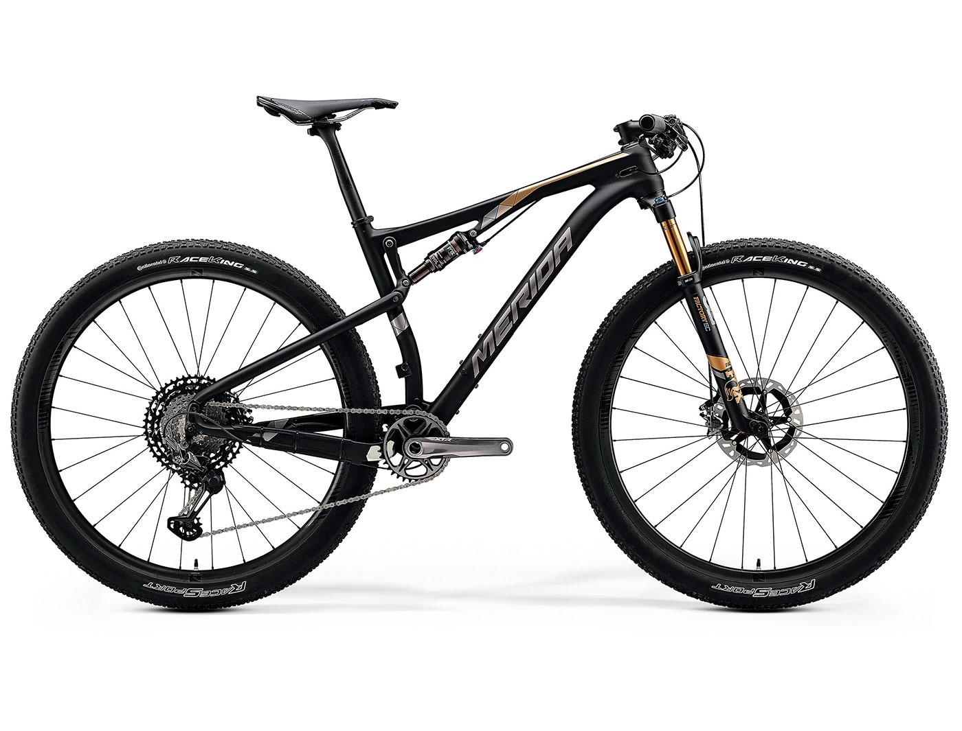 Велосипед Merida NINETY-SIX 9.9000 (2020)