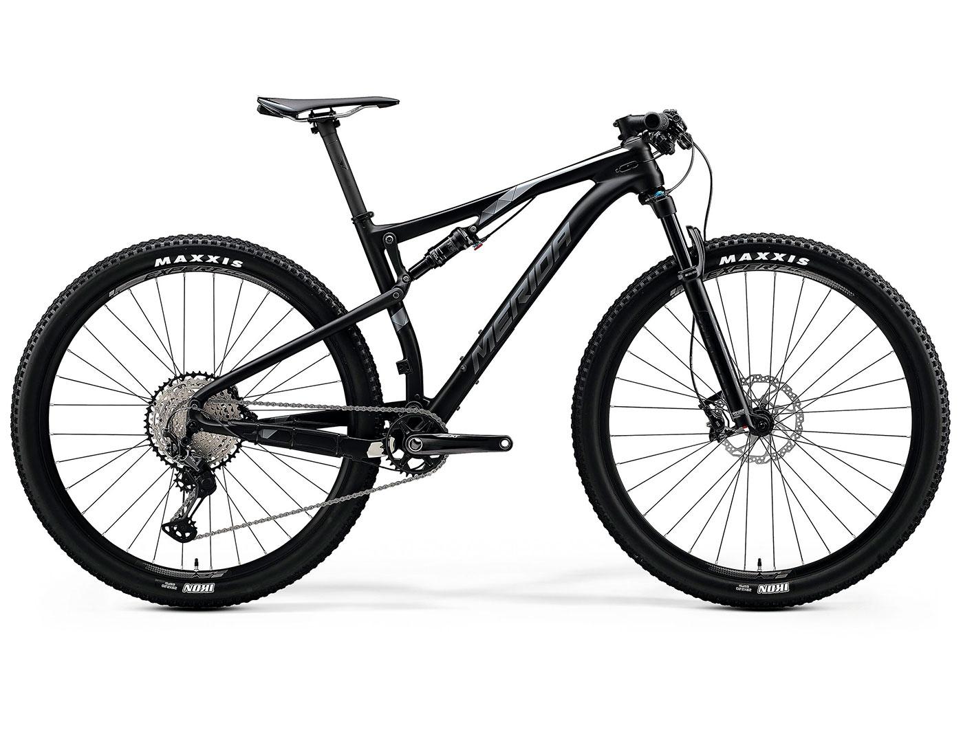 Велосипед Merida NINETY-SIX 9.XT (2020)