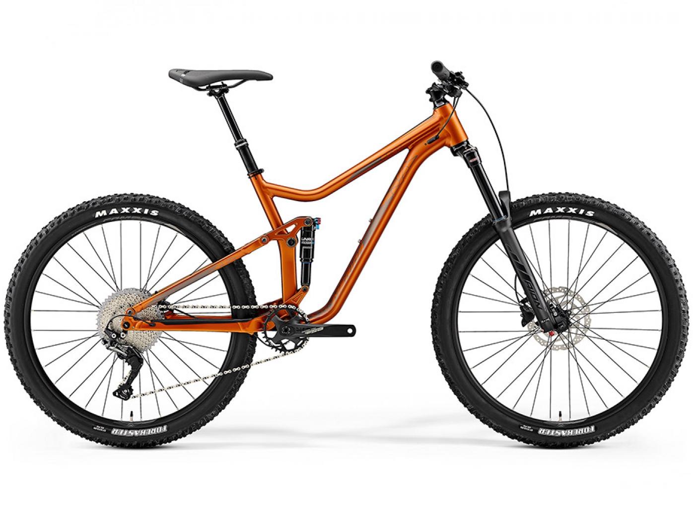 Велосипед Merida ONE-FORTY 400 (2019)