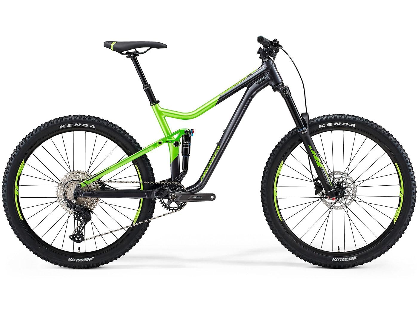Велосипед Merida ONE-FORTY 400 (2021)