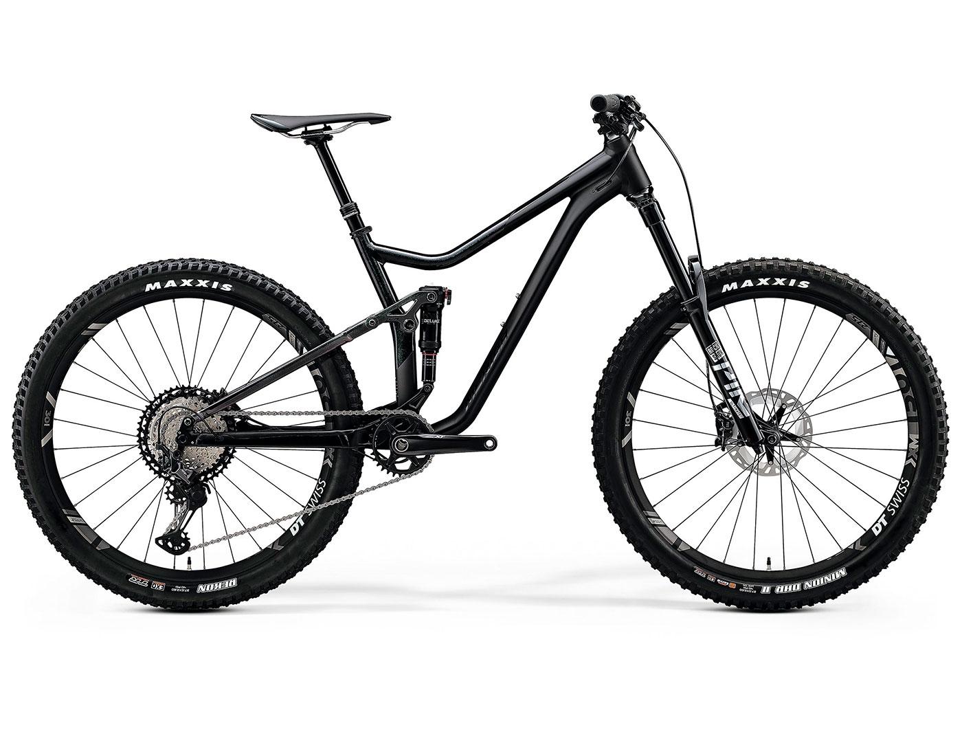 Велосипед Merida ONE-FORTY 900 (2020)