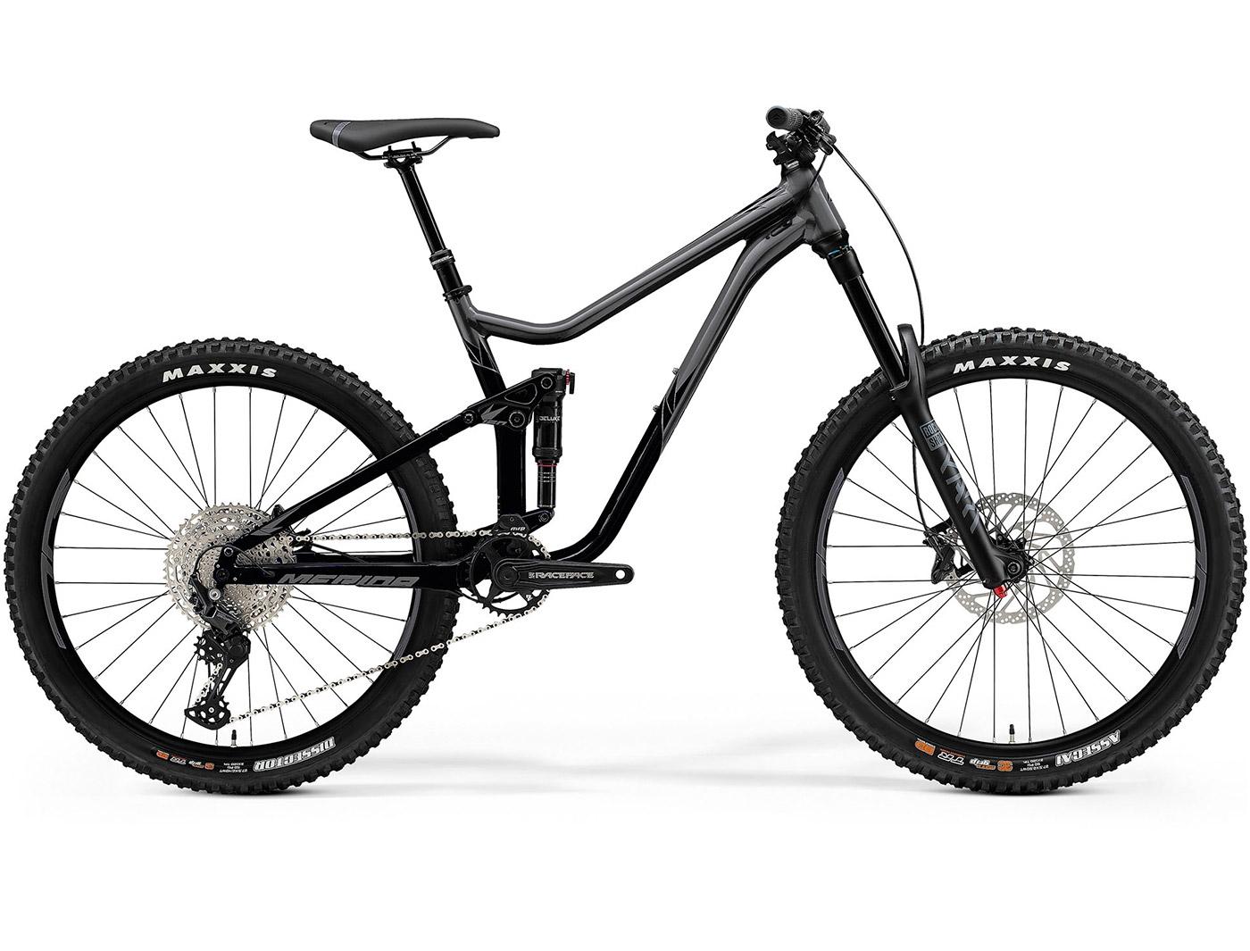 Велосипед Merida ONE-SIXTY 400 (2021)