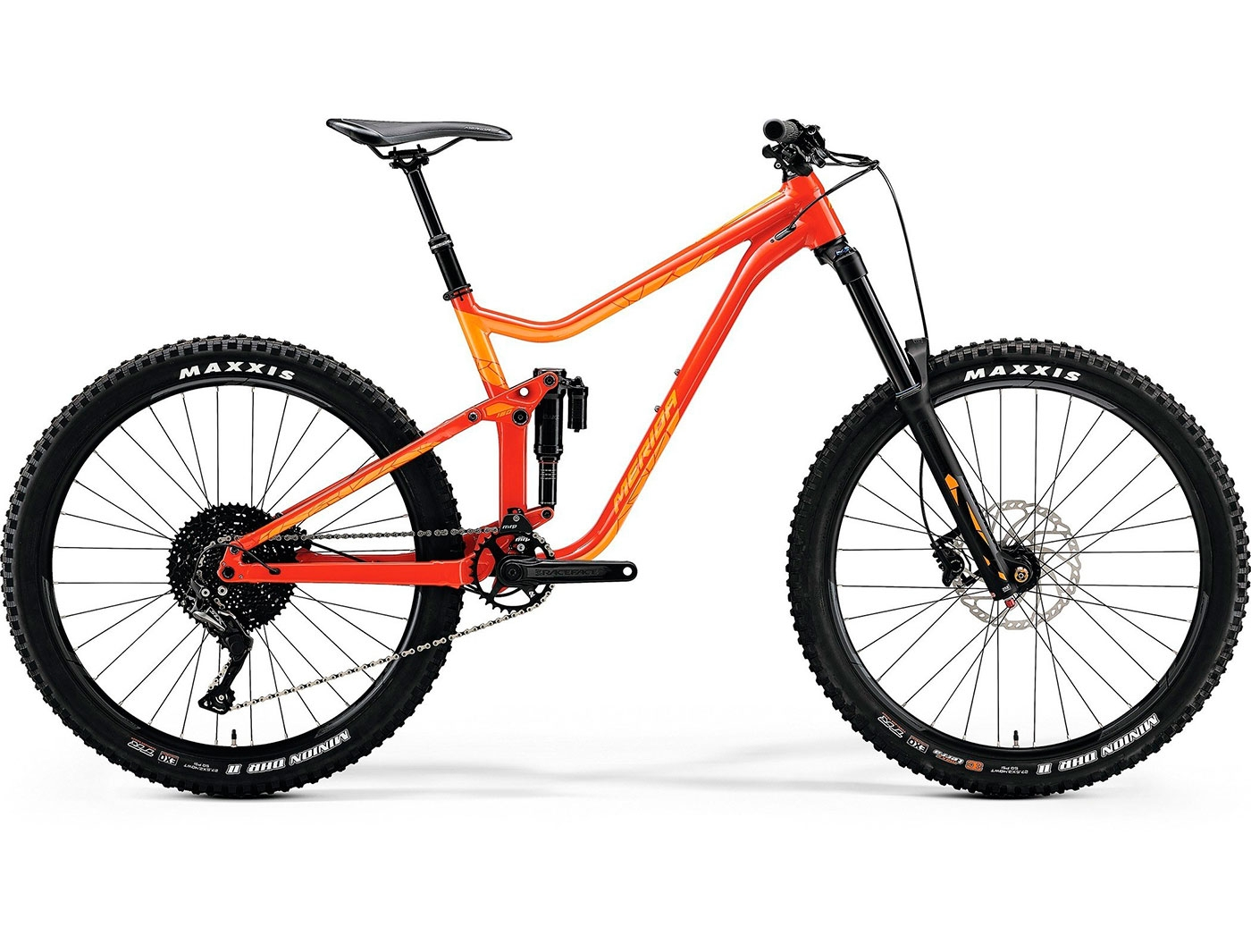 Велосипед Merida ONE-SIXTY 600 (2018)