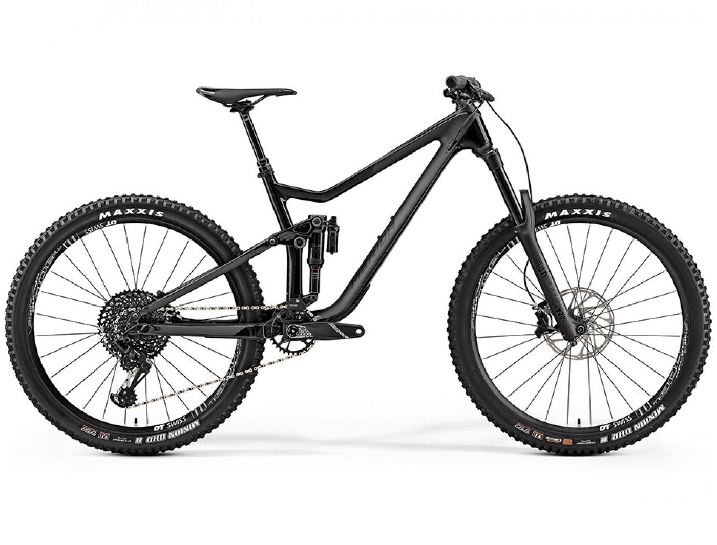 Велосипед Merida ONE-SIXTY 6000 (2019)