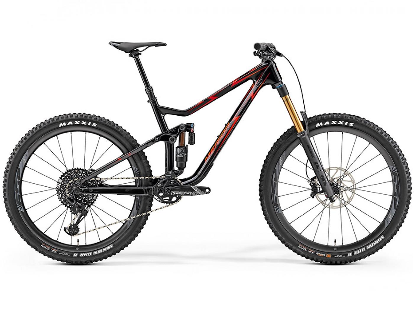 Велосипед Merida ONE-SIXTY METALRIDA (2019)