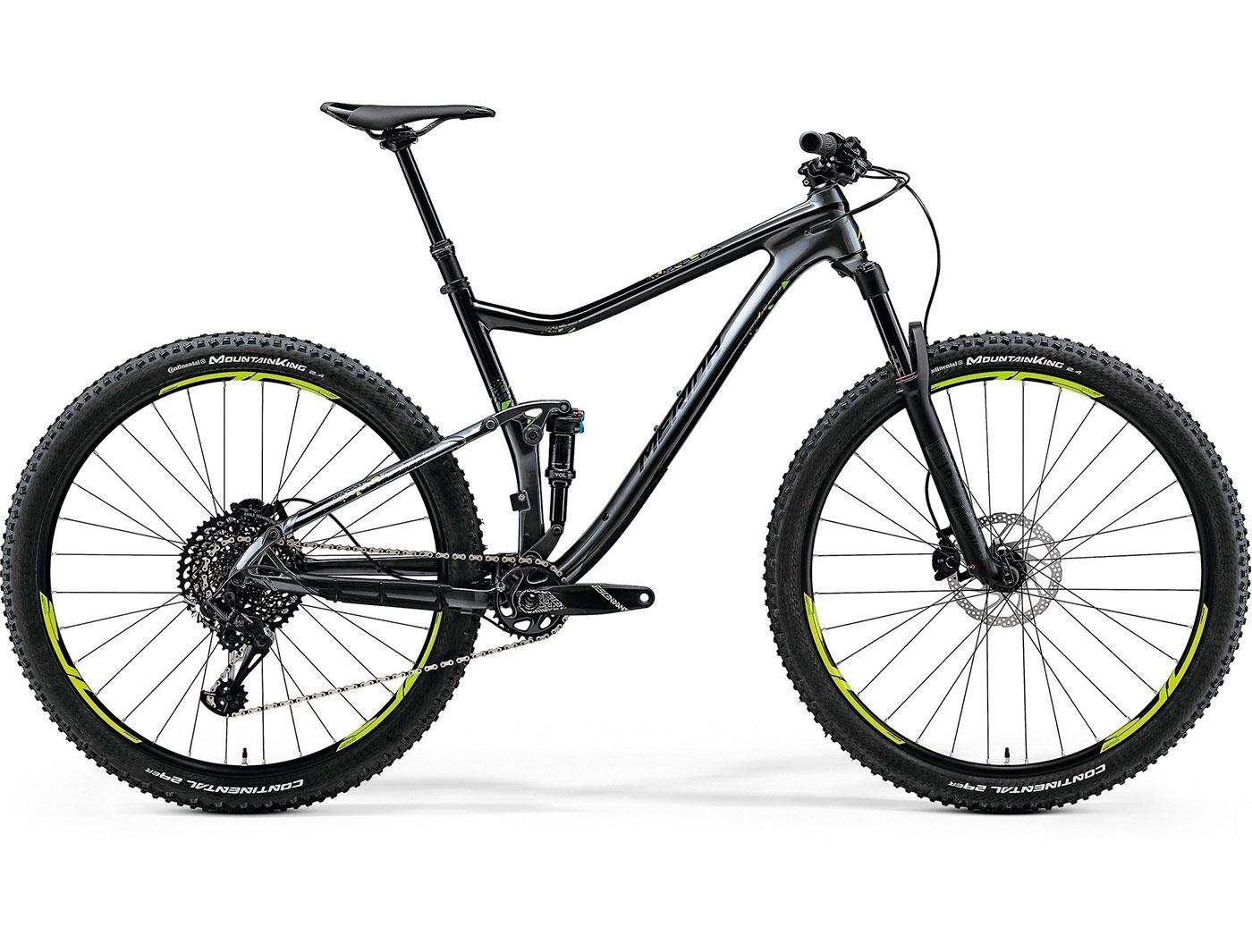 Велосипед Merida ONE-TWENTY 9.6000 (2018)