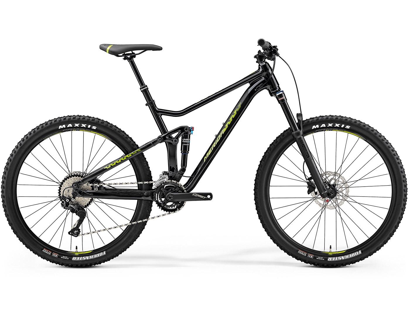 Велосипед Merida ONE-TWENTY 7.500 (2019)
