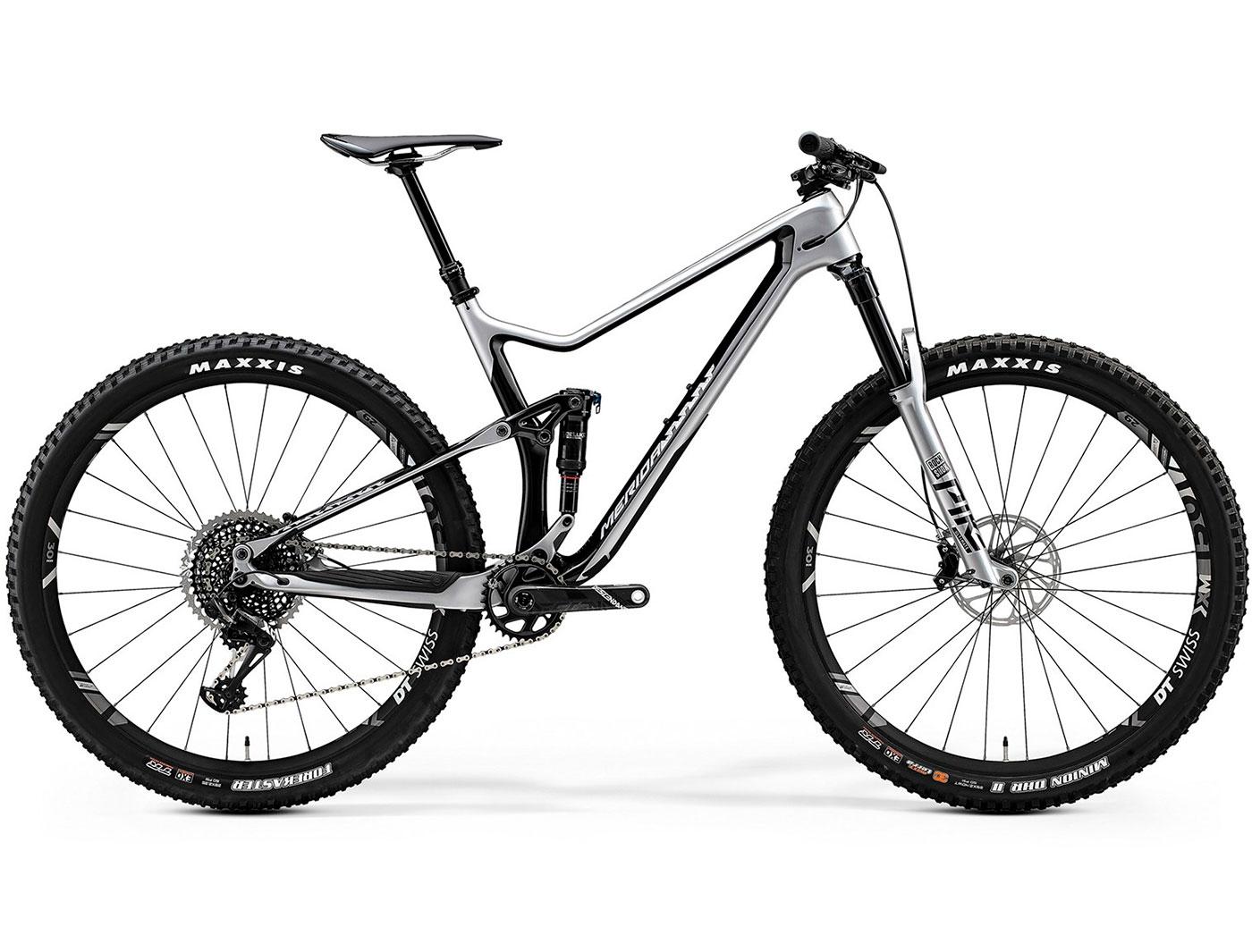 Велосипед Merida ONE-TWENTY 9.8000 (2020)