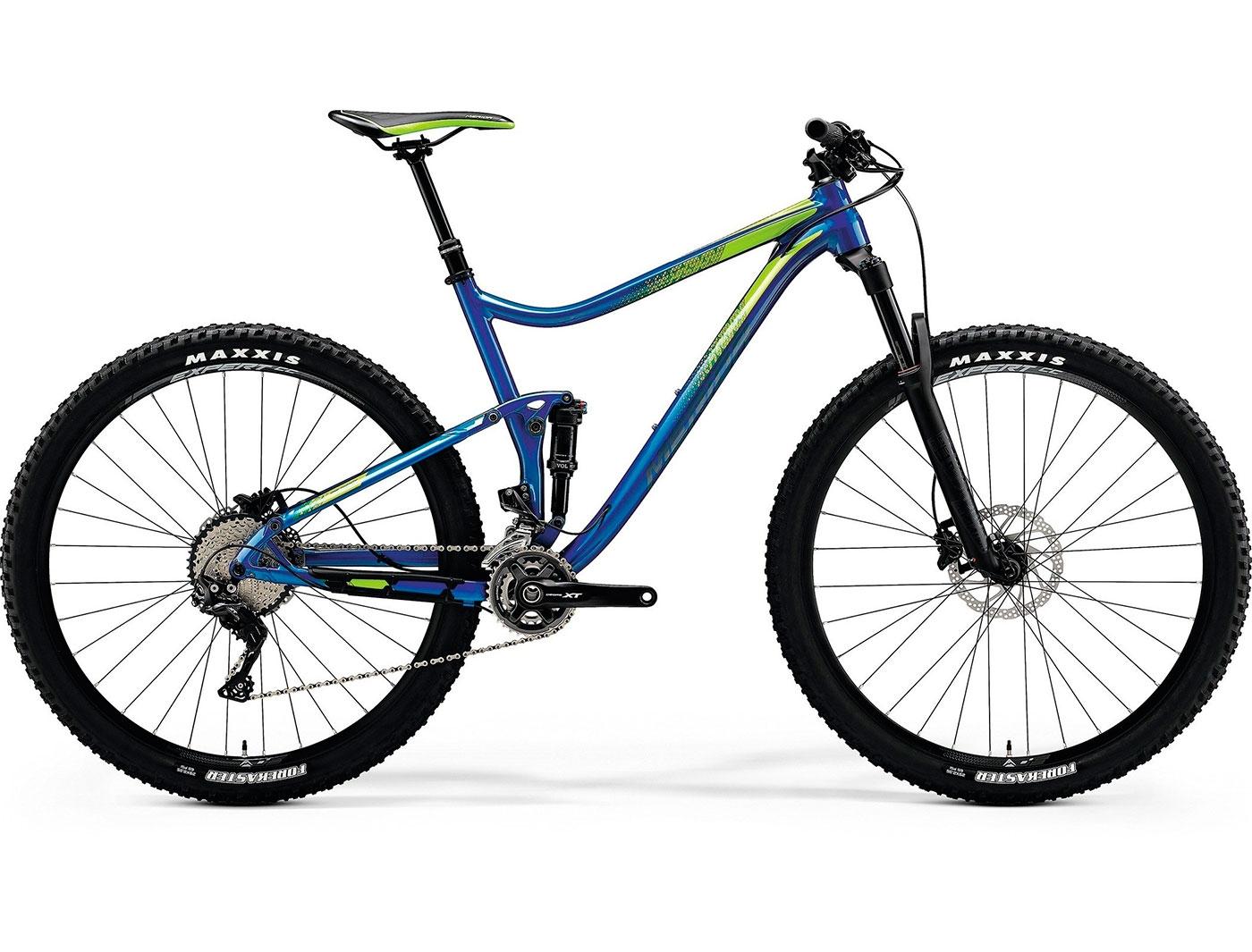 Велосипед Merida ONE-TWENTY 9.XT-EDITION (2018)