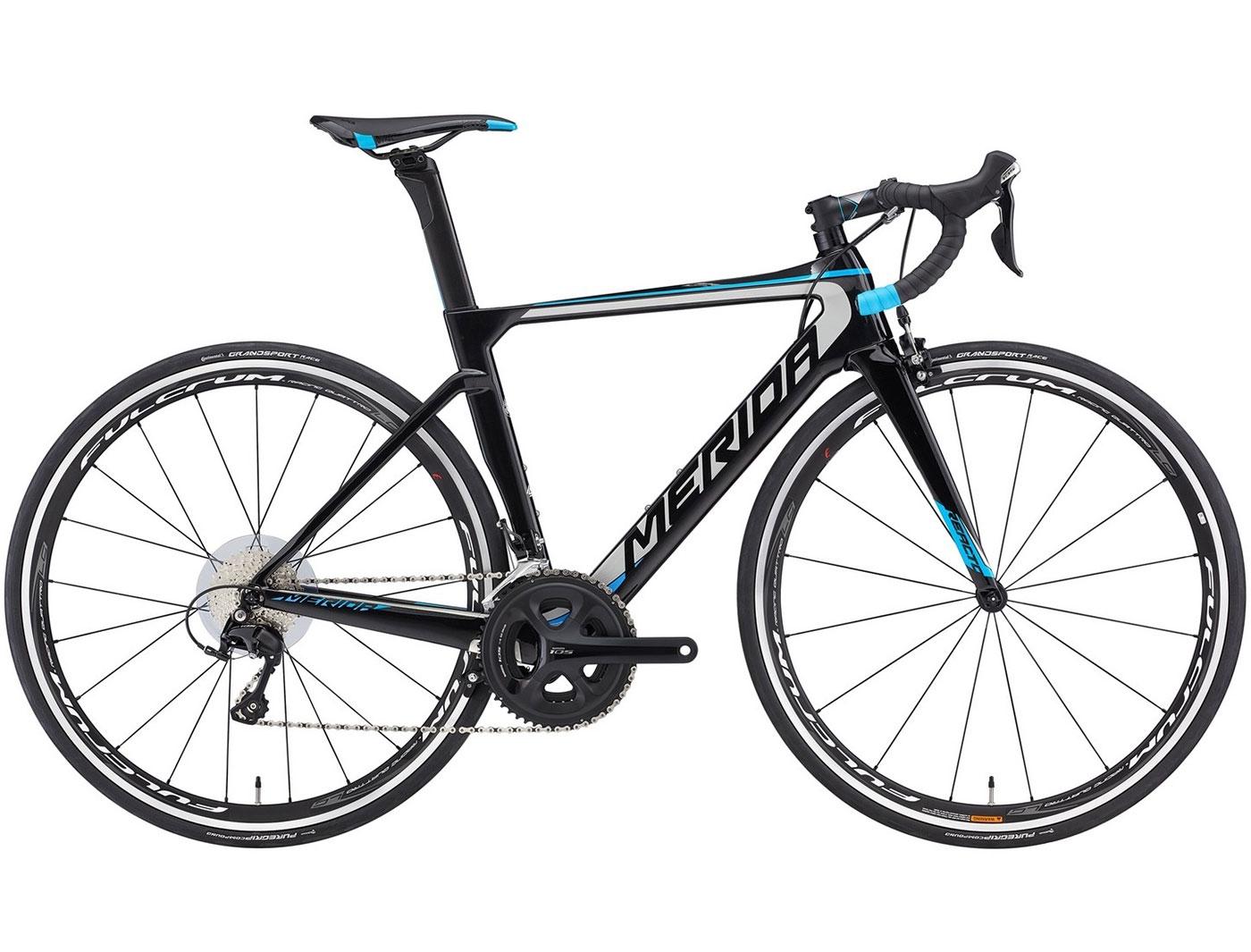 Велосипед Merida REACTO 4000-TW (2018)