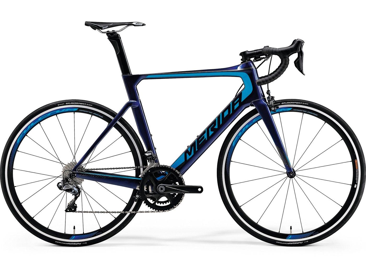 Велосипед Merida REACTO 7000-E (2018)