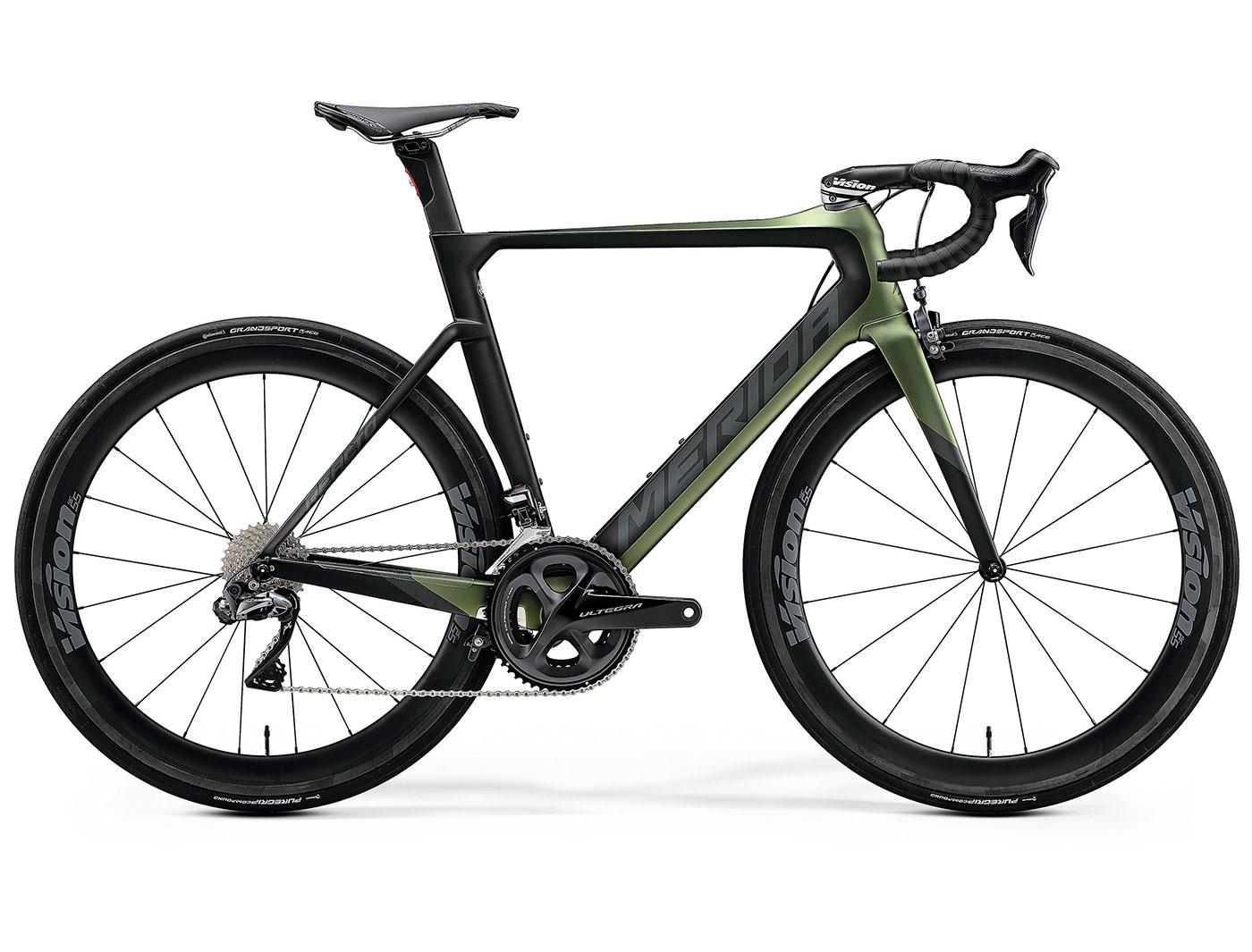 Велосипед Merida REACTO 8000-E (2020)