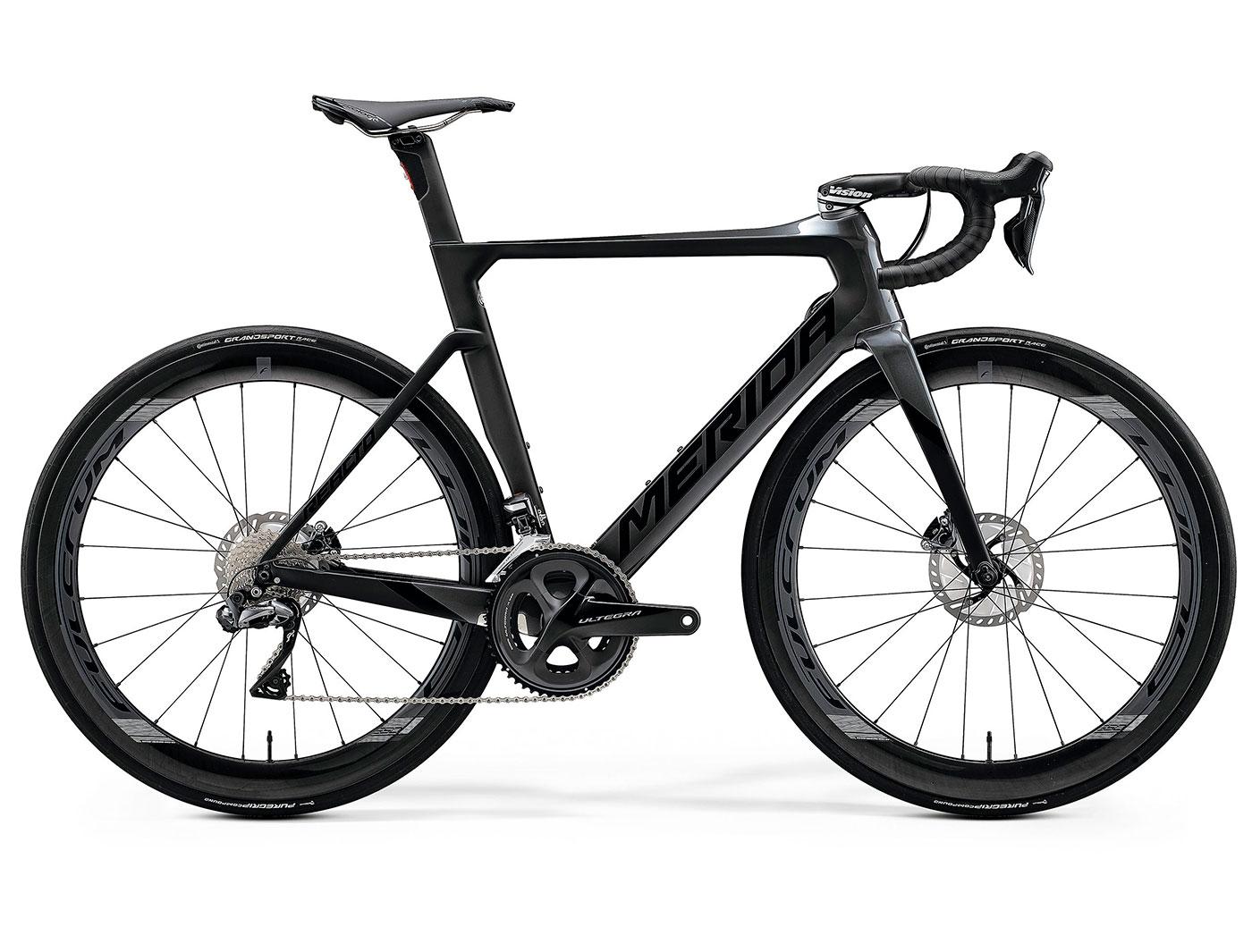 Велосипед Merida REACTO DISC 8000-E (2020)