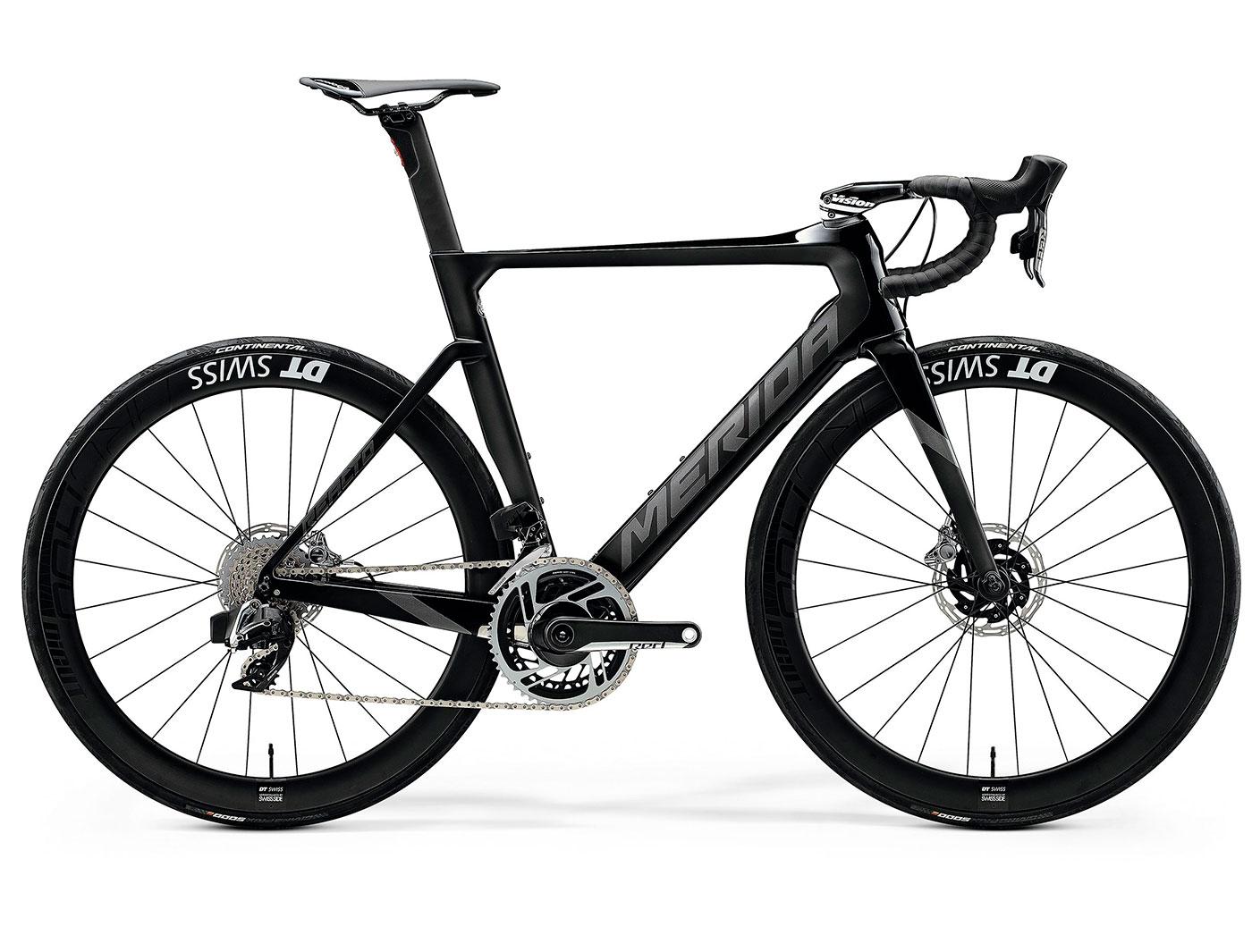 Велосипед Merida REACTO DISC 9000-E (2020)