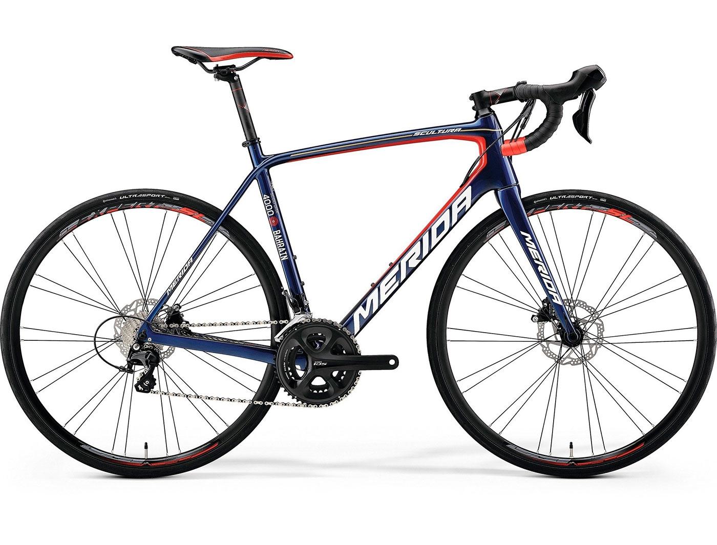 Велосипед Merida SCULTURA DISC 4000 (2018)