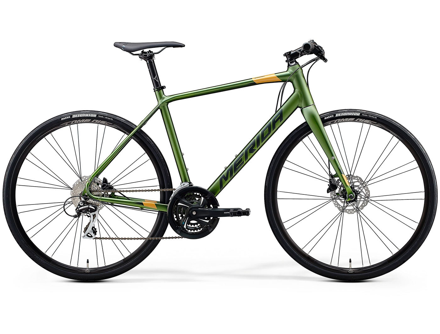 Велосипед Merida SPEEDER 100 (2020)