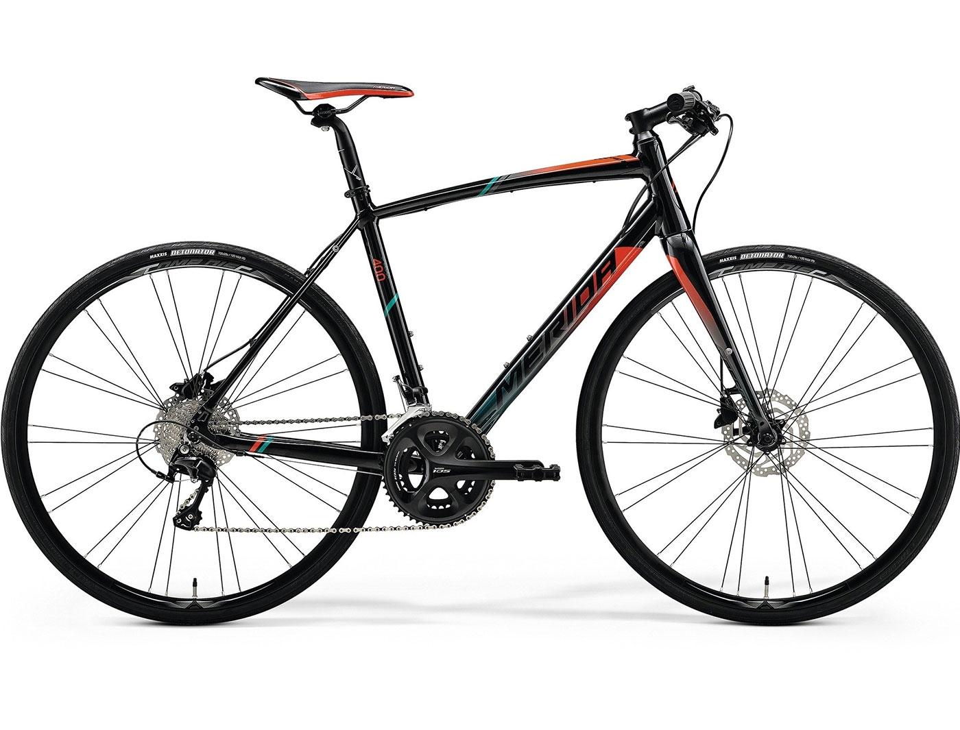 Велосипед Merida SPEEDER 400 (2018)