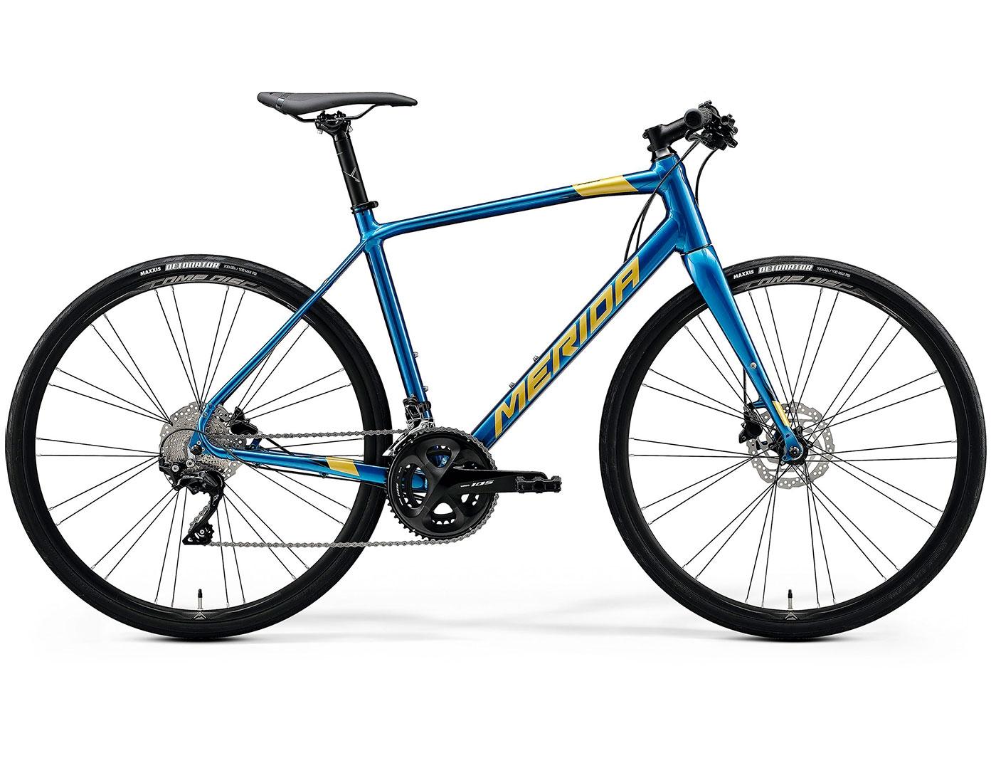 Велосипед Merida SPEEDER 400 (2020)