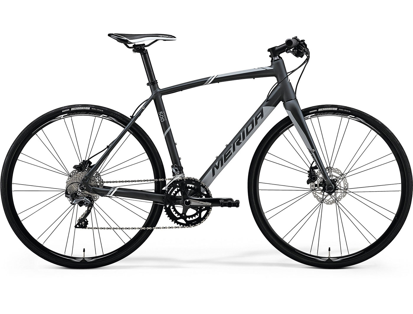 Велосипед Merida SPEEDER 500 (2018)
